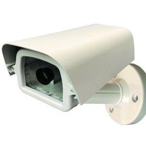 Gehäuse Kunststoff Halterung für Videoüberwachungskameras OwlCat Indoor / Outdoor Aluminium / Kunststoff-Haus CCTV-Kamera-Gehäuse schützen