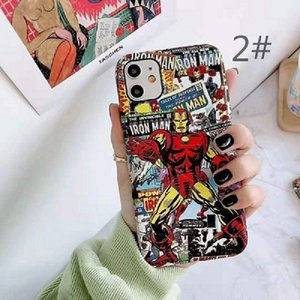 New TPU phone case, suitable for iPhone 11 models, luminous protective case. For 7 8   X   XR   XSMAX