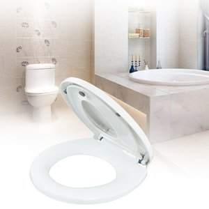 New Arrival Round Adult Toilet Seat With Child Potty Training Cover PP Material Double Seats Safe Convenient For Adult Children LJ201110