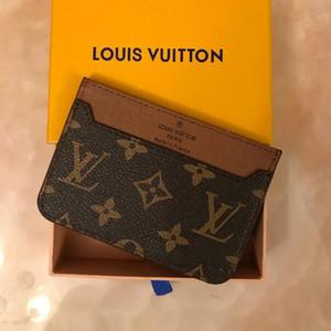 남성 지갑 최고 가죽 지갑 여성 짧은 스타일 디자이너 카드 홀더 높은 품질 은행 카드 케이스 먼지 가방 상자 패션 미니 지갑