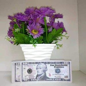 Пистолет бар банкноты атмосферы опоры бумаги ночной клуб долларов поддельные 10 денег копия деньги оптом реалистичные USD поддельные деньги деньги-Q KELTS