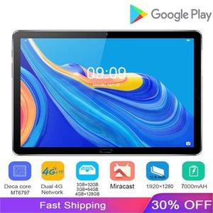 M106 10.6-Zoll-Android-Tablet 4G-Netzwerk 13MP-Kamera-Deka-Kern-Tablet GPS 1920 * 1280 Auflösung 7000mAh-Batterie1