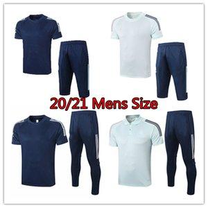 20 21 Espanha Camisa Polo Asensio Manga Curta Tracksuit Jaqueta de Futebol Costa Treinamento Roupas Nacional Team Pré-Match Suites Futebol Uniforme