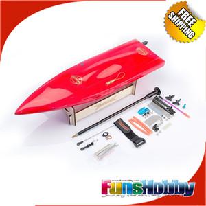 Tenshock Mini Mono Mini Scord Set Glass Fiber RC Toy Boat Propeller High Speed Remote Control Electric For Kids Adult