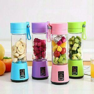 380ml Personal Mixer Tragbare Mini Mixer USB Juicer Tasse Elektrische Entsorgungsflasche Obst Gemüse Werkzeuge