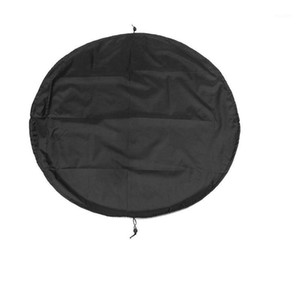 Swimsuit Storage Bag Beach Seaside Waterproof Strap Quick Storage 2 Bag Solid Round Casual, Travel, Home etc.1
