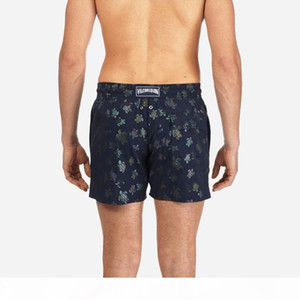 Vilebre Men board shorts swimming trunks liner joggers running sweat swimsuit beach surfing boardshort sport Fitness plus bermudas