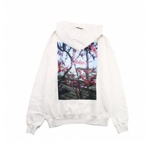 하나님 ESSENTIALS 까마귀 남성 풀오버 스웨터 긴 소매 셔츠 가을 겨울 의류 인쇄 된 편지 꽃 사진 스웨터의 19SS FOG FEAR