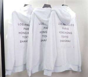 2020 Frühling Herbst oodie Sweattr cool männer kreuzen warme übergroße lose männliche Outwear Mantel plus Pullovers Oodies 3XL # 4285555111400