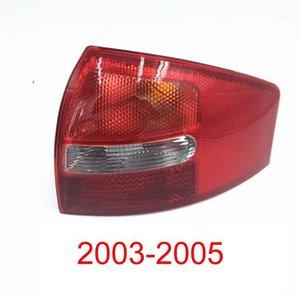 A6 C5 03-05 için Arka Arka Lambası Arka Fren Lambası Arka Lambası Konut Ters Abajur Yok Hattı Yok Light1