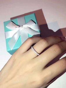 S925 Ayar Sier Tek Sıra Elmas Yüzük kadın Moda Kişilik Japane ve Kore ince indeks parmak ultra dar katlanırvt