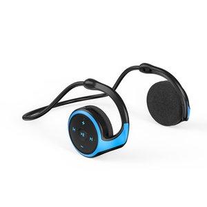 Наушники Наушники 2021 Спорт Bluetooth Наушники FM Высокое Качество Беспроводная гарнитура TF Card Bass Stereo для мобильного телефона