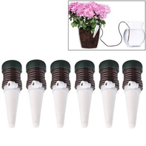 Indoor Plants Automatic Drip Irrigation Watering System Flower Pot Waterer Tool Pottery Plant Watering Device Gardening Tool