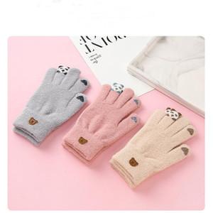 XPAY Winter Damen Soft Velvet Fleece starke warme windundurchlässige Touchscreen Handschuhe Freies Verschiffen