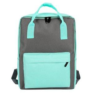 2020 Hohe Kapazität Frauen Mode Vielseitige Tragbare Rucksack Weibliche Große Kapazität Reisetasche Unterstützung Großhandel Dropship #Zer