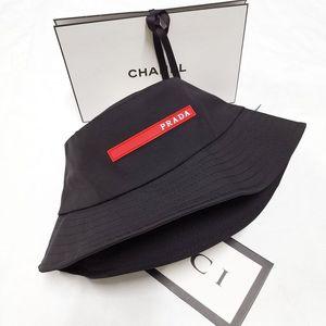 جودة عالية قبعة دلو الفاخرة عندما لا يزال لطي مبيعات قناع قبعة الشاطئ صياد للطي قبعة سوداء مستديرة