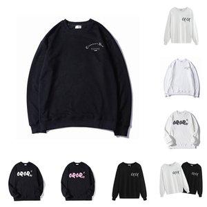 20ss Erkek tasarımcı hoodies moda lüks giyim erkekler gündelik sonbahar kış Uzun Kol harfler nakış tişörtü yazdırmak womens womens