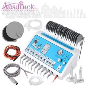 Salon Aspirateur Série de poitrine Electric Therapy Therapy Machine Massage Corps Smine Stimulation électrique EMS Dispositif