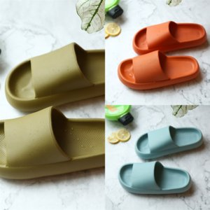 RFT Mujeres Lujos Sandalias Sandalias Slipper Slippers Goma Dener Jelly Alta Calidad Diapositivas Playa Sandal Playa Diseñador Party Shoes Colores