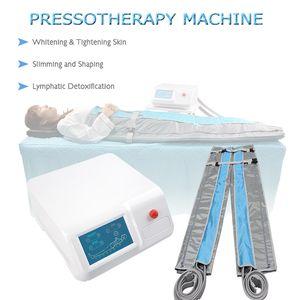 Hava Dalga Basınç Pressotherapy Lenf Drenaj Detoks Yağ Temizleme Selülit Vücut Zayıflama Zayıflama Salon Ev Makinası