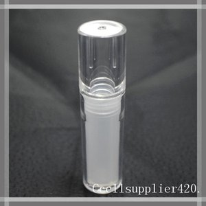 AC1003 tubes vape lipstick package lipstick container for electronic cigarette oil slim pen cartridge atomizer