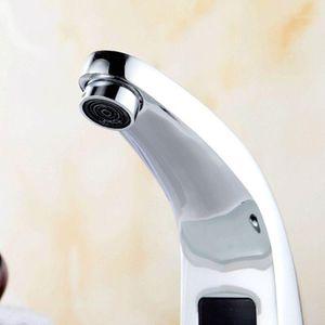 1 Set Infrared Sensor Faucet Automatic Sink Sensor Faucets Inductive Water Tap1