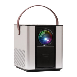 2021 أحدث مصغرة جهاز عرض محمول 35000 لومينز HD LCD العارض للمنزل المسرح لعبة تعليم متعاطي المخدرات يدعم منفذ بطاقة USB / AV / C / SD