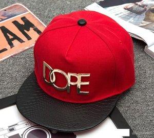 HOT Designer Flat Brimmed Adjustable Snapbacks Hats Kpop Cotton Team Baseball Caps For Adults Mens Womens Sports Strapback Sun Visor 1pc