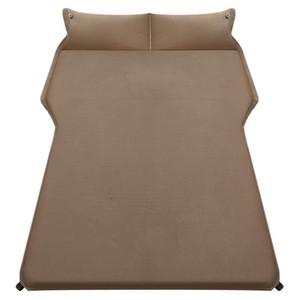 SUV Fahrzeug aufblasbares Bett Selbst aufblasbare Matratze Auto Matratze Trunk Reisebett Schlafmatte Geeignet für 2persons