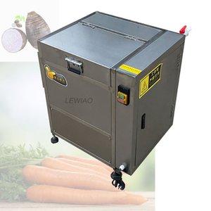 Machine à laver fraîche fraîche industrielle industrielle haute performance avec meilleur prix usine yam lavage peeling machine de lavage végétal peeling mac