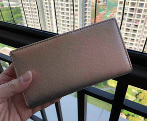 fashion Clutch Long wallet cards holders wristlets key and coins famous Hasp wallets leather purse coin purses designer bags women wallet