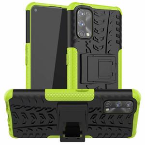 RealMe 7 Pro / RealMe 3 6 Pro / RealMe 5 Pro C2 RealMe XT Hard Case Zırh Hibrid Jel Cilt Koruma Oppo Reno2 F11 Pro Kapak Için Standı