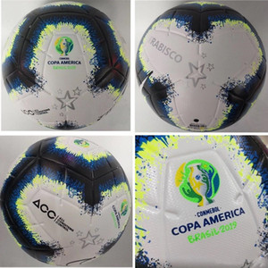 2019 Copa America soccer ball Final KYIV PU size 5 balls granules slip-resistant football Free shipping high quality ball