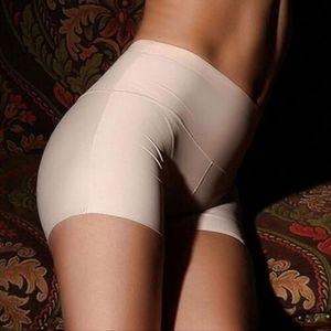 New Women Soft Cotton Seamless High Waist Short Pants Hot Sale Female Summer Under Skirt Shorts Breathable