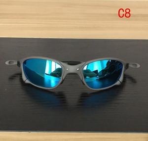 MTB Men Cycling Sunglasses Occhiali da sole Polarized Glasses Telaio in lega Occhiali da ciclismo 100% UV400 Goggles Bike Pesca OC JLLUOG YYYSPORTS