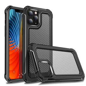 2020 Amazon Vendita calda Custodia per telefono smerigliata 6.7 pollici per iPhone 12 Custodia protettiva antiurto opaco traslucido
