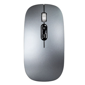 M103 Rechargeable Wireless Mouse Mute 2.4G One Click Back Desktop Office Mouse