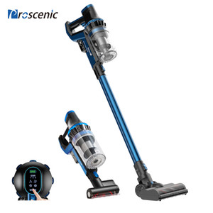Proscenic P10 Handheld Vacuum Cleaner 22000Pa Strong Suction Power Hand Stick Cordless Stick Aspirator Brushless Motor