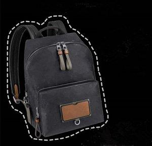 Men Fashionable Shoulder Backpack Bags Joker And Unisex M45218 One 2020 Leather Worn Handbag New Women Backpacks Dkmxo