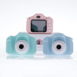 Eylem Dijital Kamera Mini Dijital Kamera Oyuncaklar Çocuklar için 2 inç HD Ekran Chargable Fotoğraf Sahne Sevimli Çocuk Doğum Günü Hediyesi1