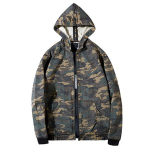 Plus Size 8XL 7XL 6XL 5XL 2020 Casual Men's Camouflage Jackets Waterproof Spring Hooded Coats Men Outerwear Casual Male Clothes