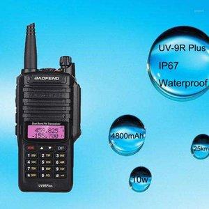 BAOFENG ORIGINAL UV-9R PLUS IP67 BAOFENG 9R impermeabile antipolvere handheld walkie talkie1