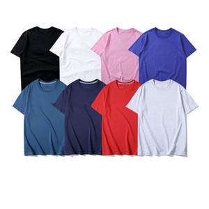 2020 NEW Mens Womens Designer T shirts Embroidery Fashion man T-shirt Top Quality Cotton Casual Tees Short Sleeve Luxe TShirts SIZE S-XXL