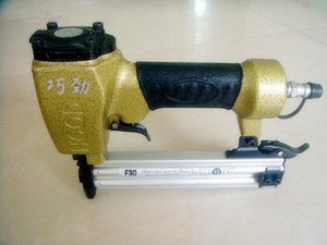 Air Nailer Gun Straight Nail Gun Пневматические инструменты воздуха Инструменты для ногтей F30 Высокое качество lBjX #
