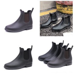VYC7J [Caja original] Nueva Llegada para mujer Adult Asignal Hlaf Four Heel Boots High Sock-like Booties Ladies High Quincunx Heel Fashion Jeans