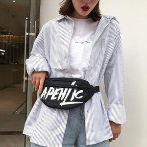 Women Waist Bag Men Chest Bag Hip Bag High Capacity Belt Banana Unisex Waist Pack Kidney Mens Canvas Crossbody