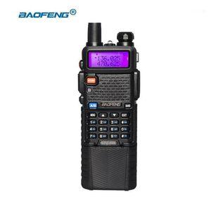 Walkie Talkie Baofeng UV-5R 양방향 라디오 VHF / UHF 햄 Transeciver 3800mAh 배터리 긴 작동 무선 통신 Transeciver1