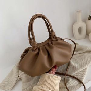 CCRXRQ Mode souple PU cuir femmes sac à main pour dames Nouveautés Sacs à bandoulière Casual Sac shopping Clutch Femme Sac Fille Voyage LJ201110