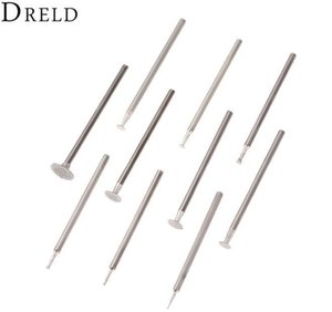 Tools Dreld 10pcs Dremel Accesories 2.35mm Shank Diamond Mounted Point Grinding Head Stone Jade Carving Polishing jllRgN mywjqq