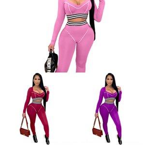 5RI Neues Plus Stück Zwei Größe Frau Set Top Und Hosen Frauen Trainingsanzug Sport Freizeitanzüge Outfit Kleidung Anzug Jogging 2 stücke Sweatsuits Jumpsui